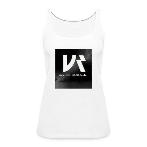 logo spreadshirt - Frauen Premium Tank Top