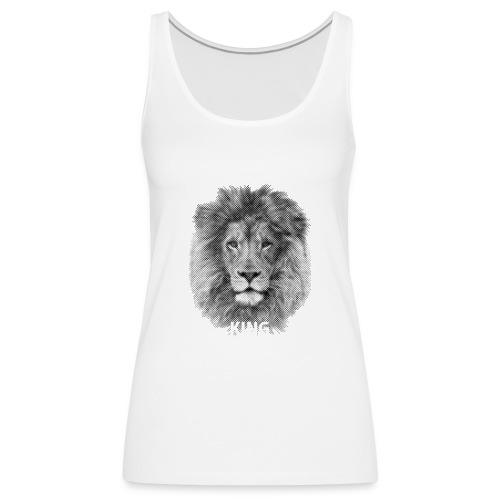 Lionking - Women's Premium Tank Top