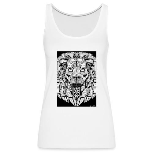 Lion - Frauen Premium Tank Top