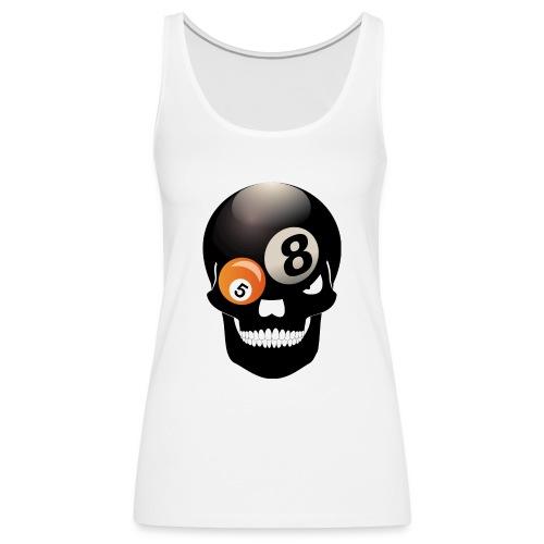 The 8-Ball T-Shirt für Damen. - Frauen Premium Tank Top