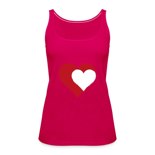 2LOVE - Tank top damski Premium