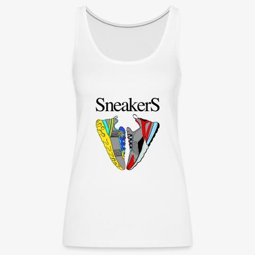 sneakers Love - Débardeur Premium Femme