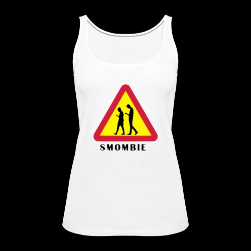 Smombie - Can you see them? - Frauen Premium Tank Top