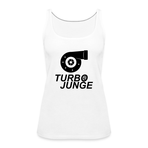 Turbojunge! - Frauen Premium Tank Top