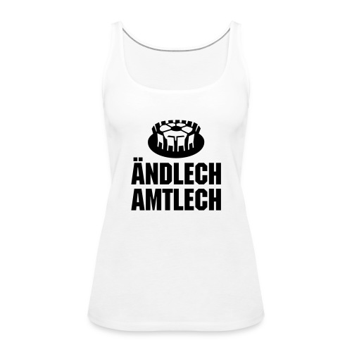 Amtl. bew. Meistershirt - Frauen Premium Tank Top