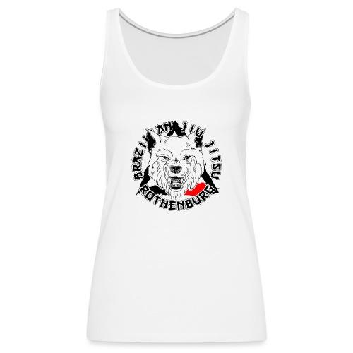 BJJ Wolf - Frauen Premium Tank Top