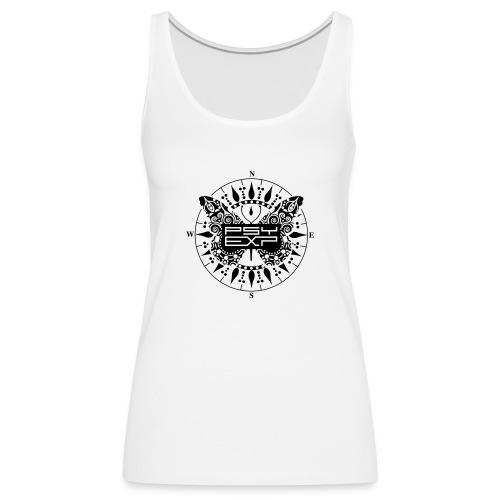 Psy Exp Festival Logo - Frauen Premium Tank Top