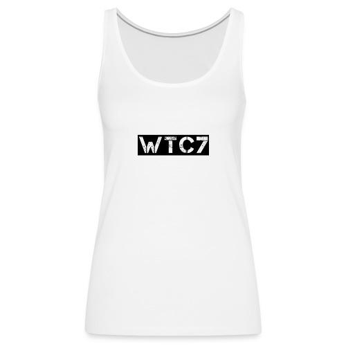 WTC7 - Frauen Premium Tank Top