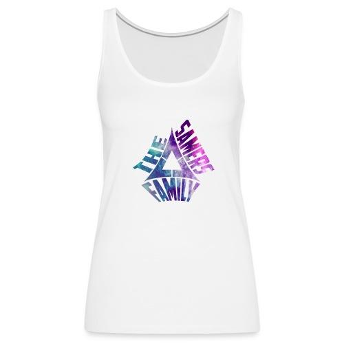 THESAMERSFAMILY-png - Camiseta de tirantes premium mujer