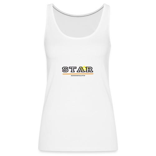Star - København T-shirt - Dame Premium tanktop