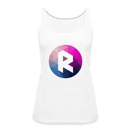 radiant logo - Women's Premium Tank Top