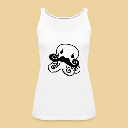 Gentle Octo - Frauen Premium Tank Top