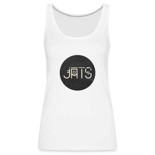 JATS indien circle - Débardeur Premium Femme