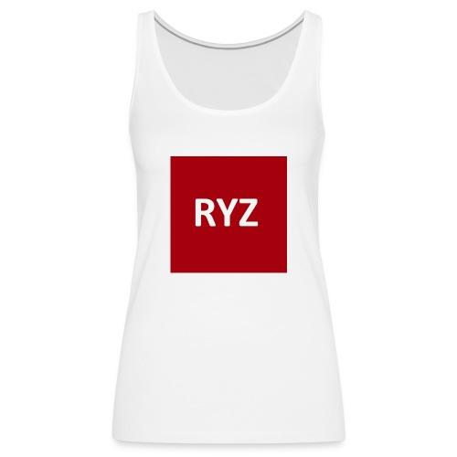 RYZ Pullover - Frauen Premium Tank Top