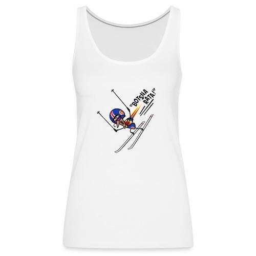 Adrenalini - Xan Ski Stunt - Women's Premium Tank Top