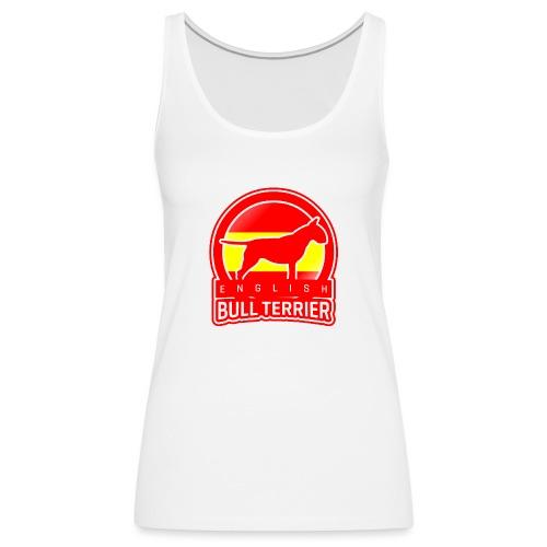 Bull Terrier Espana - Frauen Premium Tank Top