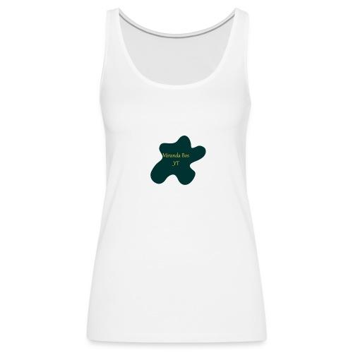 Miranda Bos_YT Merchandise - Vrouwen Premium tank top