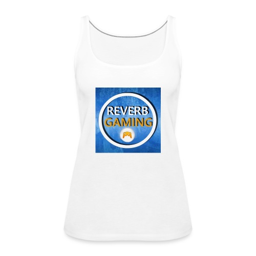 Reverb Gaming - Women's Premium Tank Top