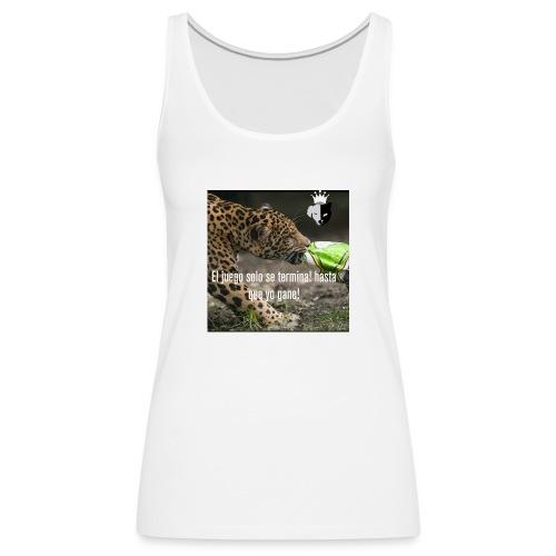 Game jaguar - Camiseta de tirantes premium mujer