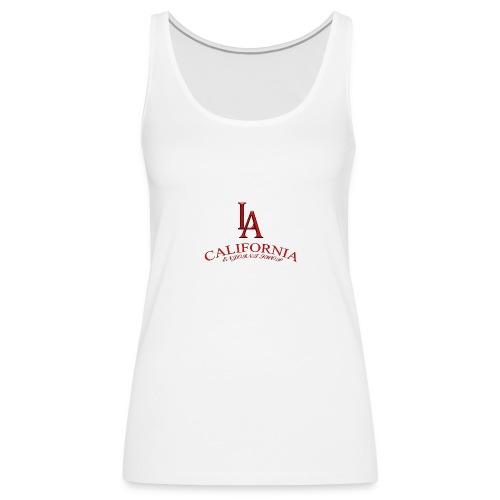 LoaAngelesEnjoint - Canotta premium da donna