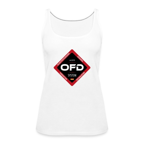 OFD Logo final - Frauen Premium Tank Top