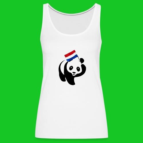 Nederlandse Panda png - Vrouwen Premium tank top