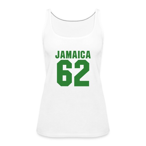 Free Jamaica 1962 - Independence - Proud Jamaicans - Frauen Premium Tank Top