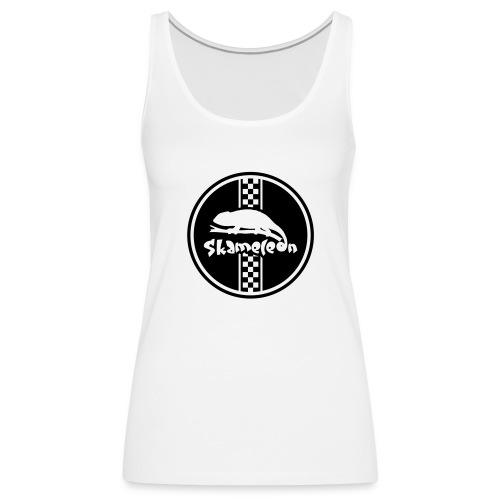 skameleon Logo - Frauen Premium Tank Top