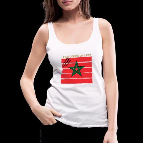 maroc - Débardeur Premium Femme