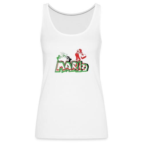 Mario y Luigi - Camiseta de tirantes premium mujer