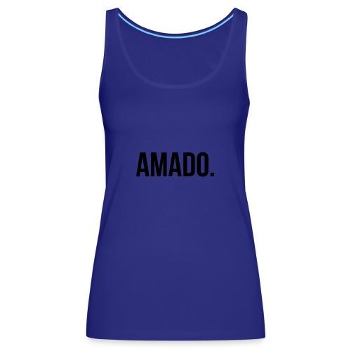 Original logo - Camiseta de tirantes premium mujer
