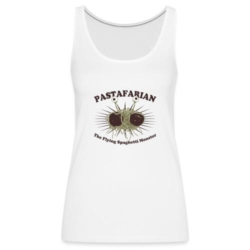 The Flying Spaghetti Monster - Women's Premium Tank Top