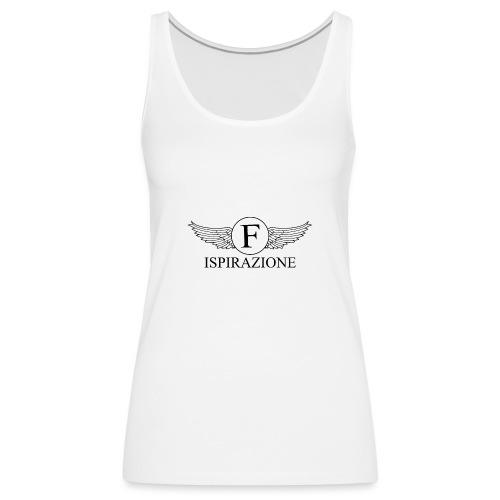 Fervida Ispirazione - Logo - Canotta premium da donna