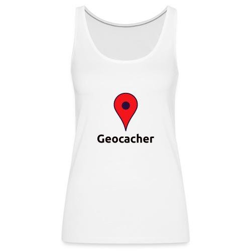 Geocacher - Frauen Premium Tank Top