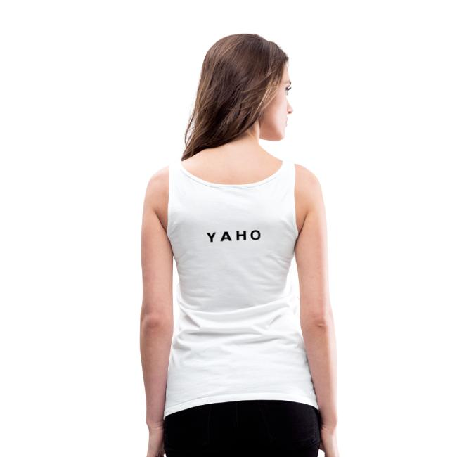 Yaho Race White Fashion
