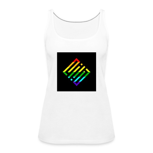 SIG Gang clan tag - Premium singlet for kvinner