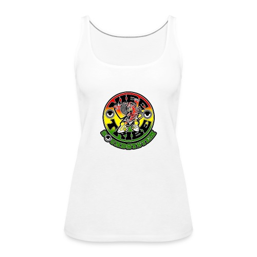 Vibe Tribe Soundsystem - Frauen Premium Tank Top