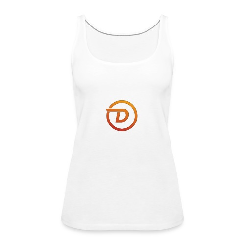 Demo Esport Logo - Premium singlet for kvinner