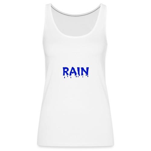 RAIN Logo - Frauen Premium Tank Top