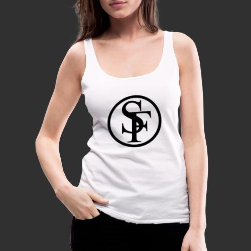 SINNFLUT circle - Frauen Premium Tank Top