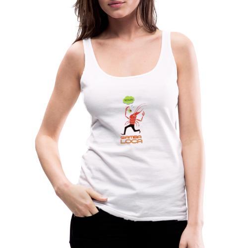 tshirtgamba - Premium singlet for kvinner