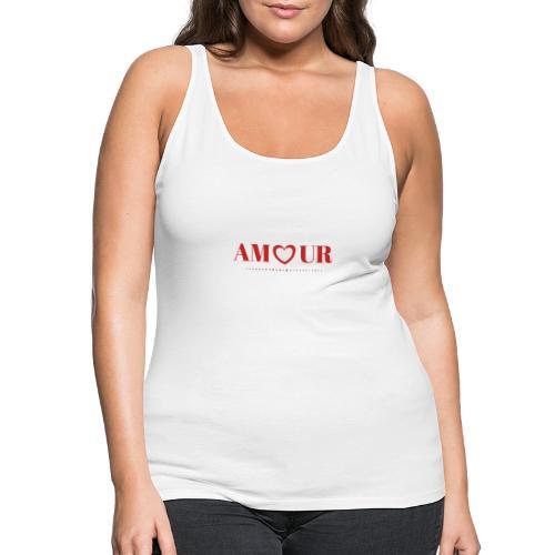AMOUR - Débardeur Premium Femme