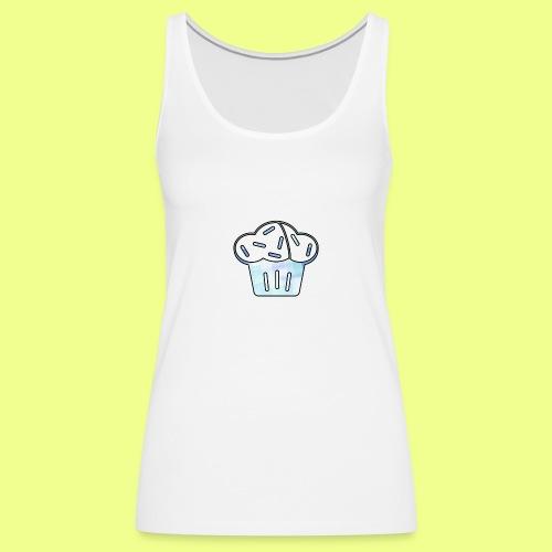 Pastel - Camiseta de tirantes premium mujer