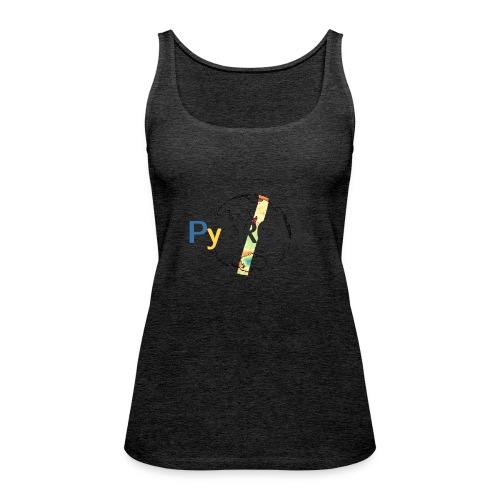 light logo spectral - Women's Premium Tank Top