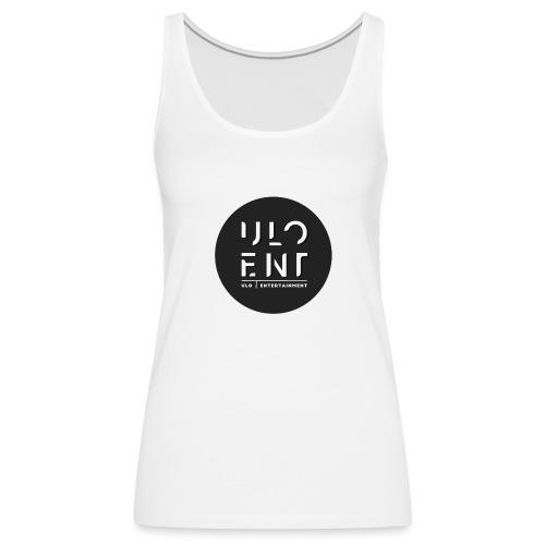 Ulo Entertainment - Naisten premium hihaton toppi