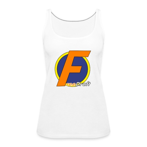 FreeDraft-Tshirt - Frauen Premium Tank Top