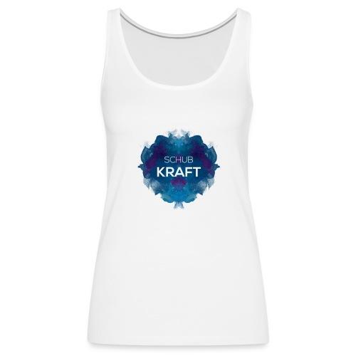 Schubkraft Baseball Shirt - Frauen Premium Tank Top