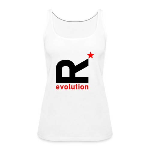 R evolution - Frauen Premium Tank Top