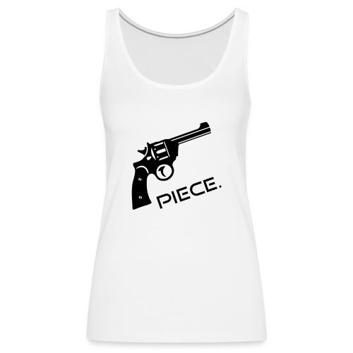 Waffe - Piece - Frauen Premium Tank Top