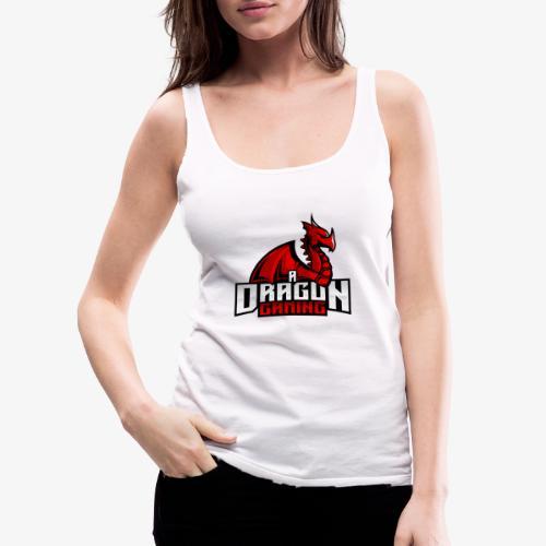 A Dragon Gaming Official Merch - Women's Premium Tank Top